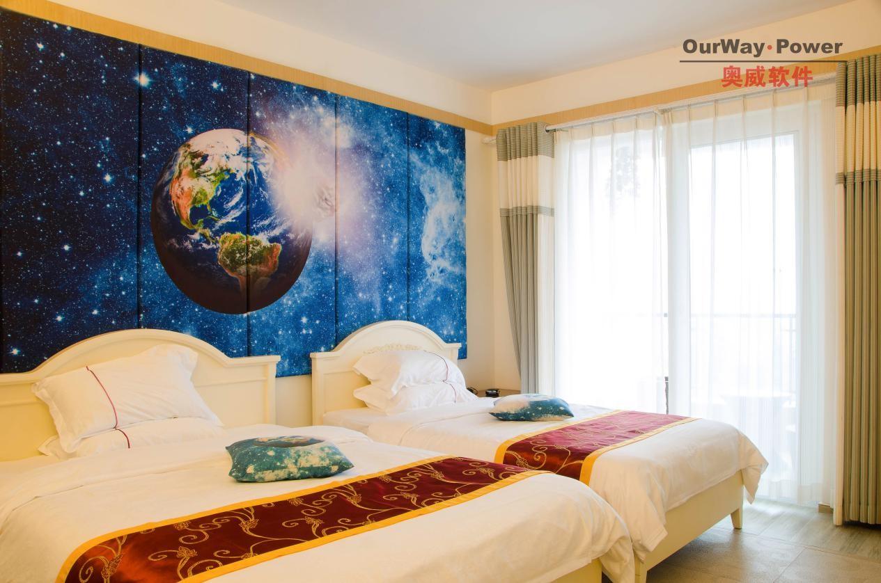 酒店行业数据可视化