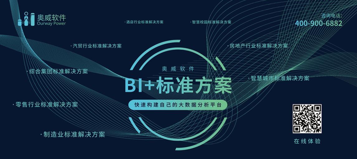 企业级BI软件,BI软件