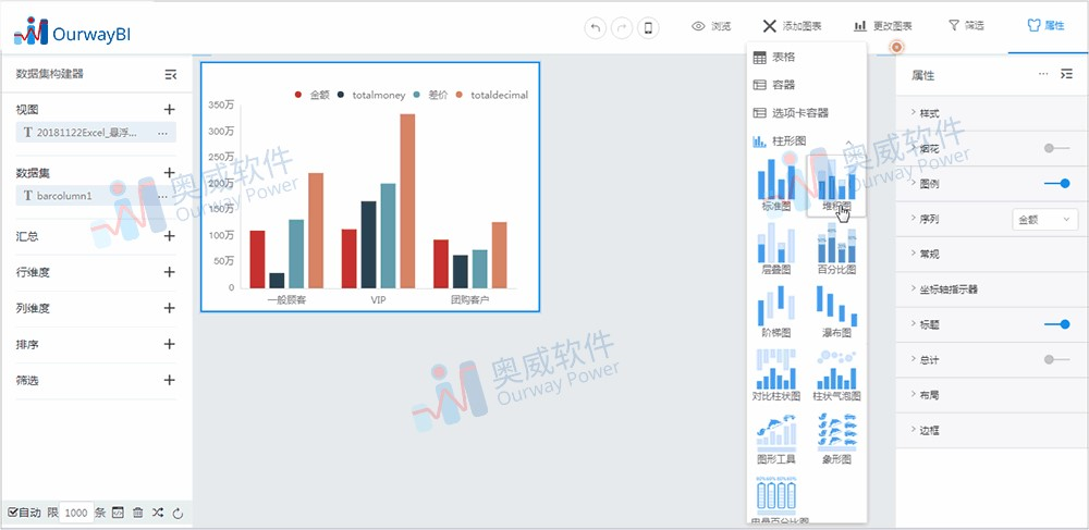 可视化数据分析软件