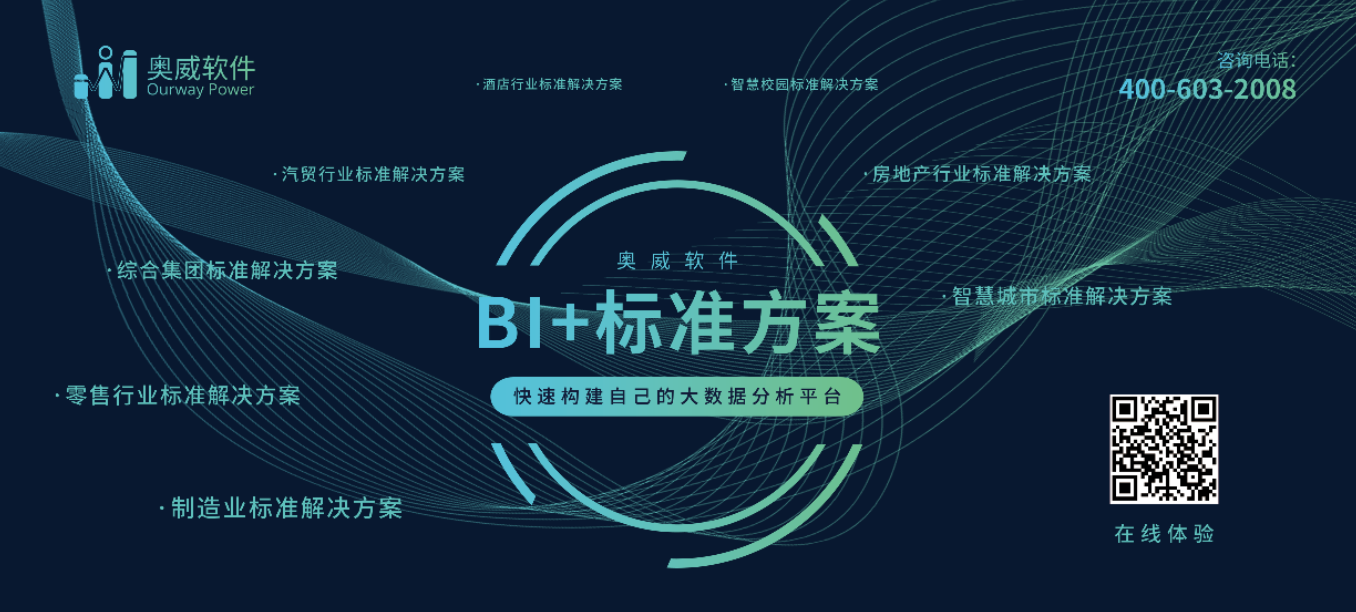 BI軟件,BI解決方案,奧威BI軟件